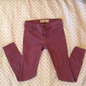 Hollister Cropped Pants